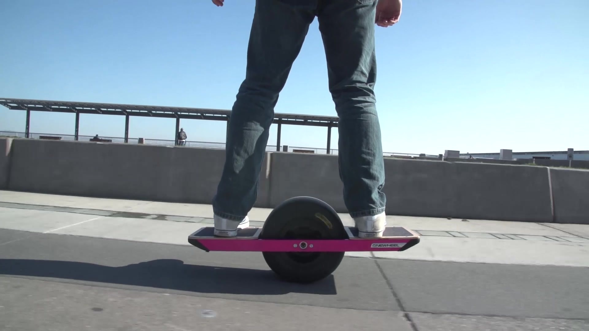 Onewheel Self-Balancing Electric Skateboard