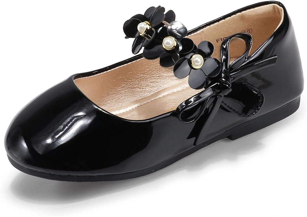 Toddler Flat Slippers Roman Shoes Infant Kids Baby Girls Elegant Flower Single Princess Shoes Sandals Memela