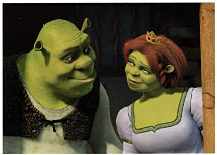 Amazon Com Two Of A Kind Shrek 2 Trading Card 15 Cards Inc 2004 Mint Sports Outdoors