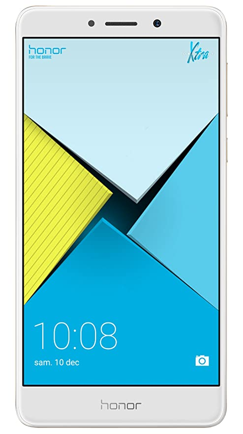 Honor 6X Smartphone (13,97 cm (5,5 Zoll) Full HD Display, 32 GB Speicher, Android) gold