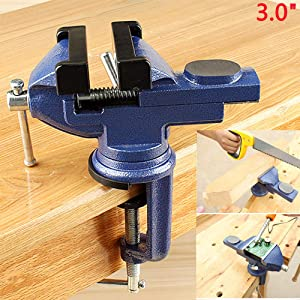 MYTEC Home Vise Clamp-On Vise, 3.0""