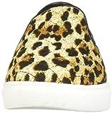 Steve Madden Girls' JECNTRCQ Sneaker, Leopard, 2
