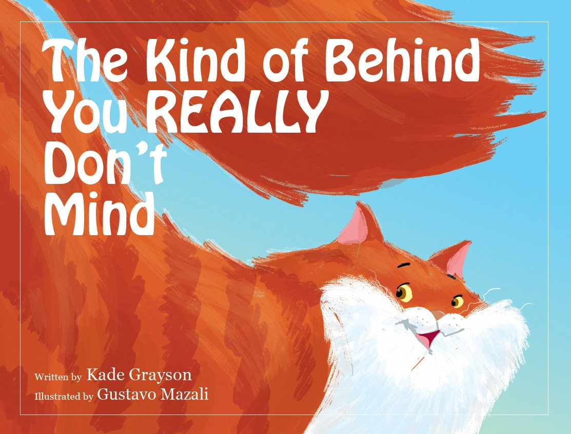 Download The Kind of Behind You REALLY Don't Mind pdf