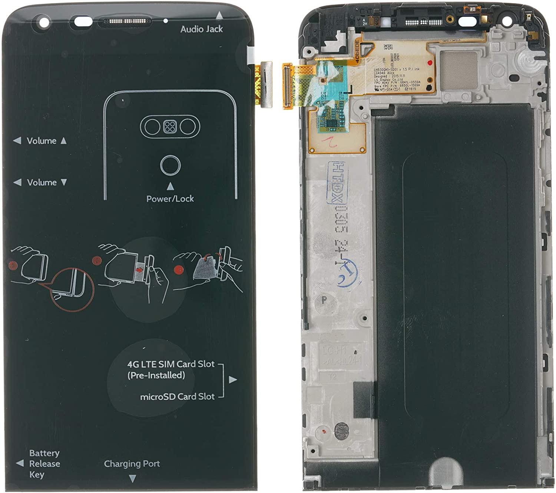 NG de Mobile Original LG G5 H850 pantalla LCD Cover (Cristal ...
