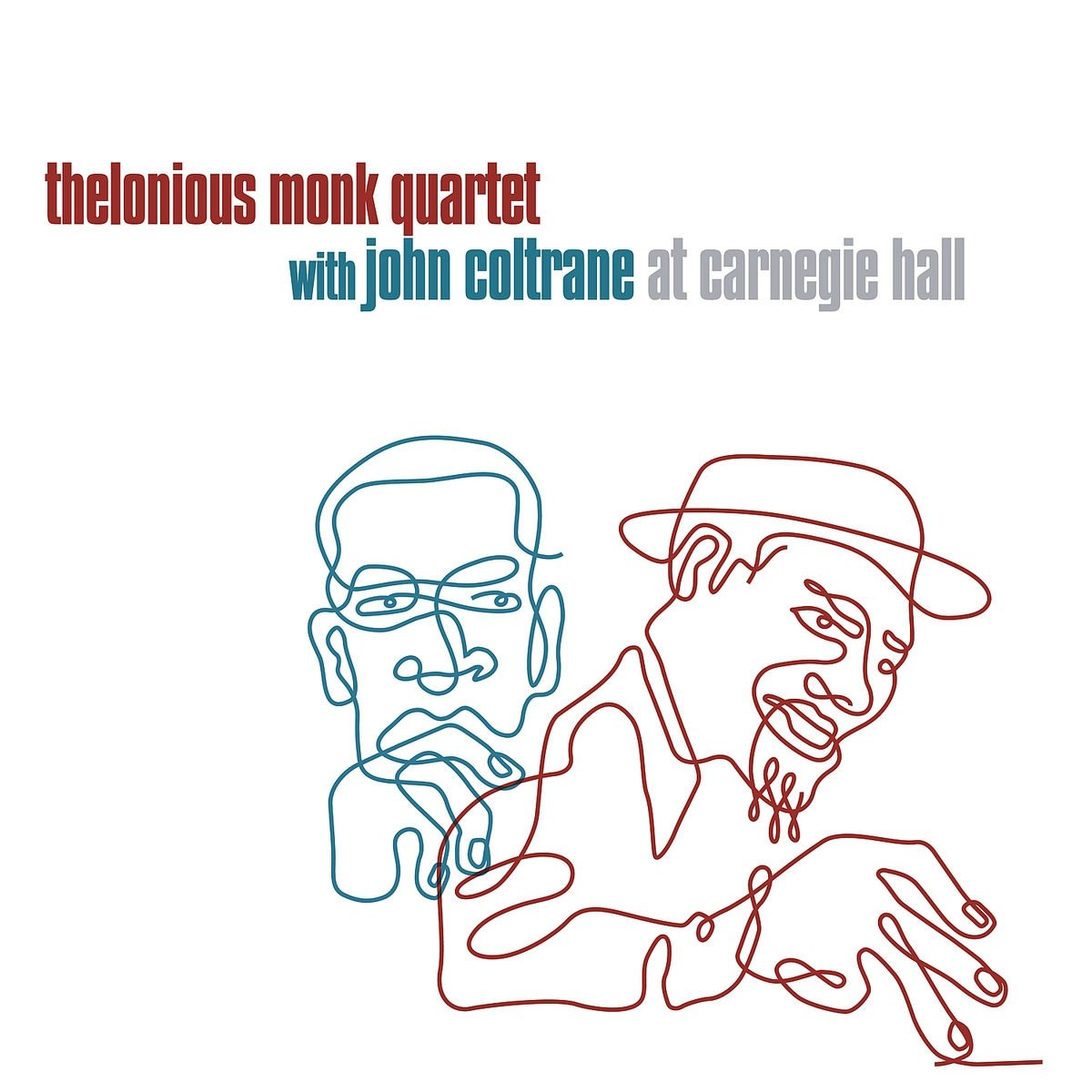 Thelonious Monk Quartet - Thelonious Monk Quartet at Carnegie Hall (2PC)
