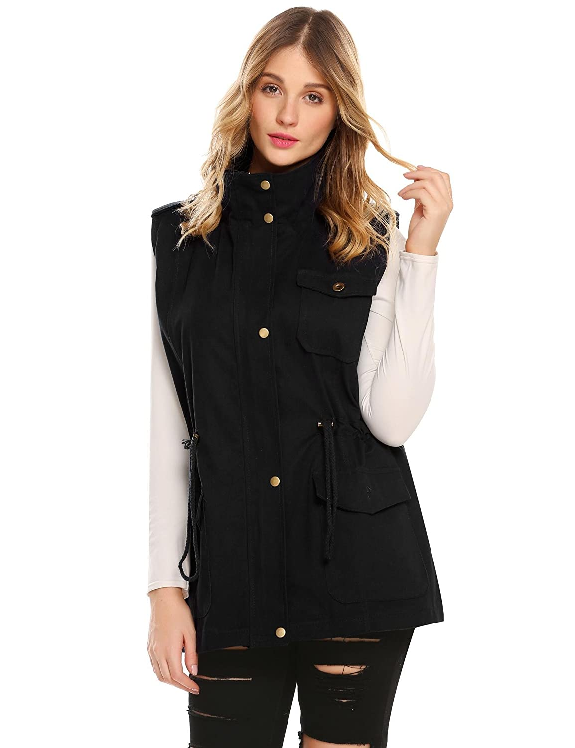 54b7a2ac5251d5 Top 10 wholesale Utility Jacket Vest - Chinabrands.com