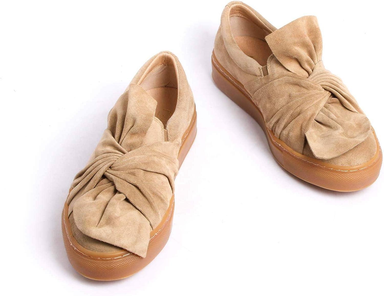 L'Intervalle Luby Tan Sneakers voor dames Marrón