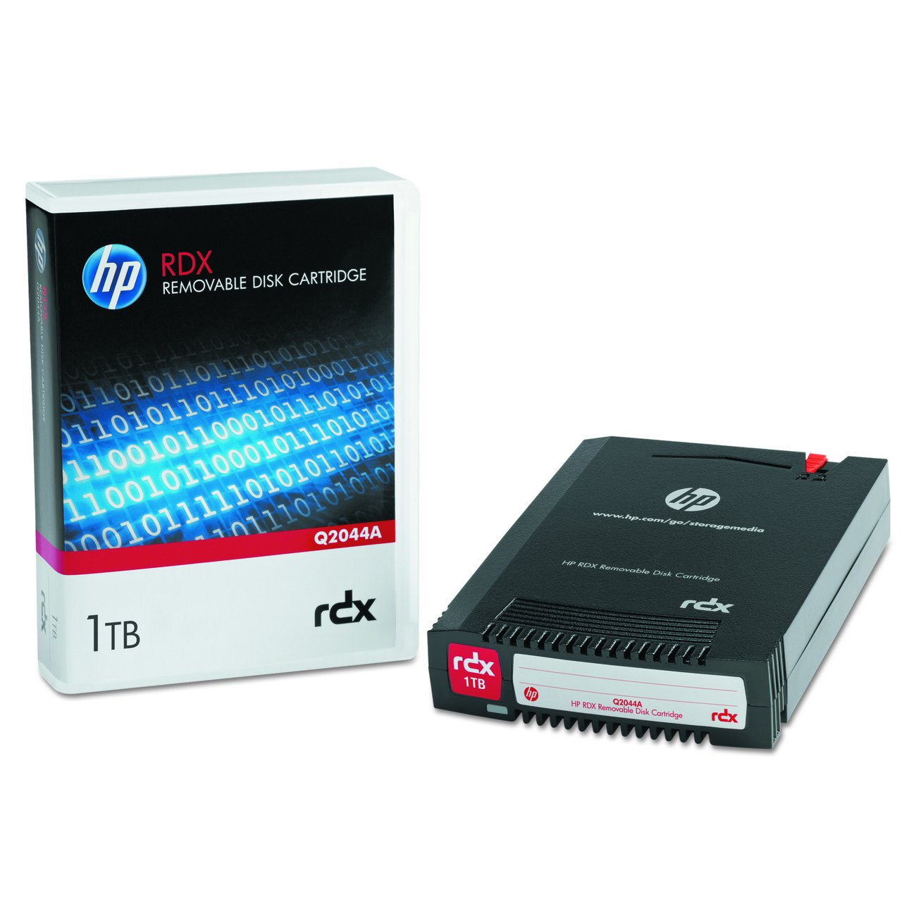 Rdx 1TB Cartridge Removable Disk by HP