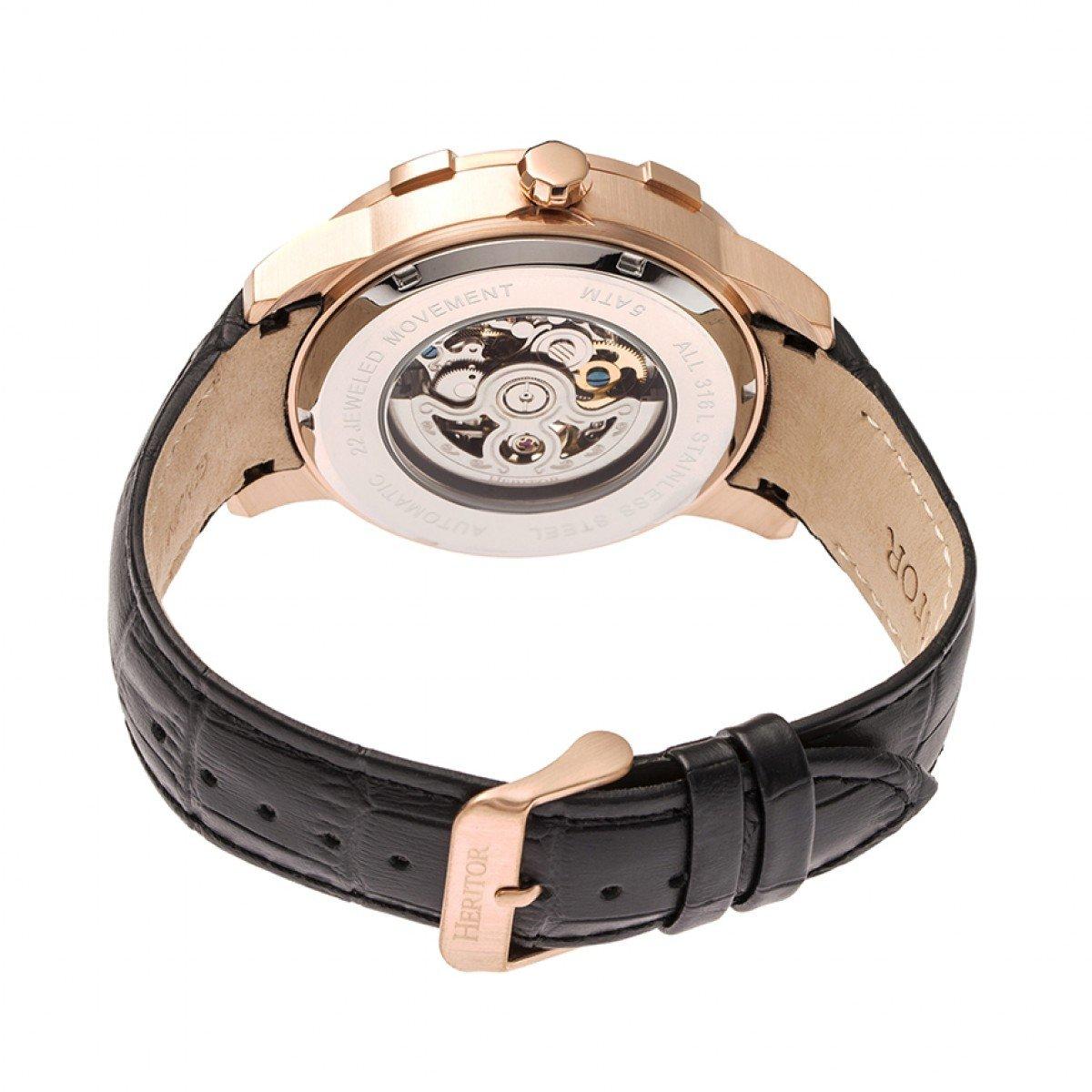 Heritor Automatic hr7205 Callisto reloj para hombre: heritor automatic: Amazon.es: Relojes