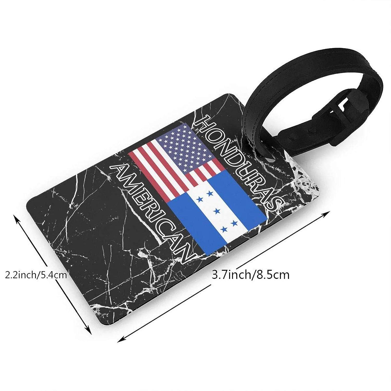 460daf281ae2 Amazon.com: Luggage Tags Holders for Travel Luggage, Luggage Tags ...