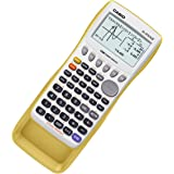 Casio fx-9750GII Graphing Calculator, Yellow