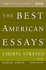 The Best American Essays 2013 (The Best American Series ®) Kindle Edition
