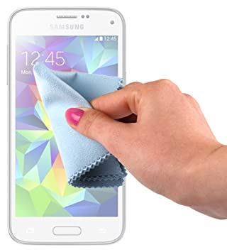 Paño suave DURAGADGET pantalla para smartphone Samsung Galaxy S5 ...