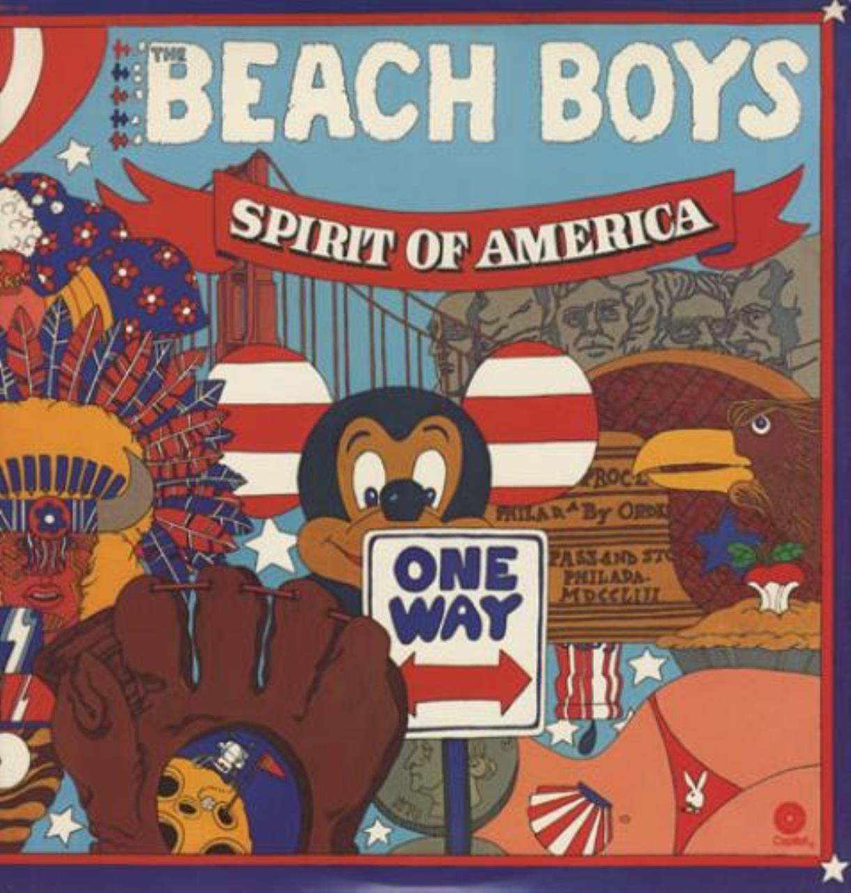 Spirit of America by -