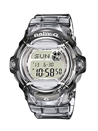 Amazon.com  Baby-G Ladies Watches Baby-G 200M BG-169R-8DR - WW  Watches 19c7e9a188d7