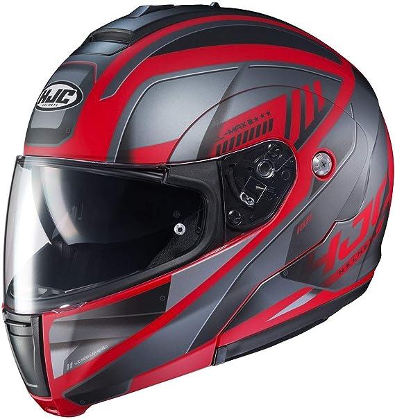 HJC Helmets CL-MAX 3 Helmet - Gallant (X-Large) (RED)
