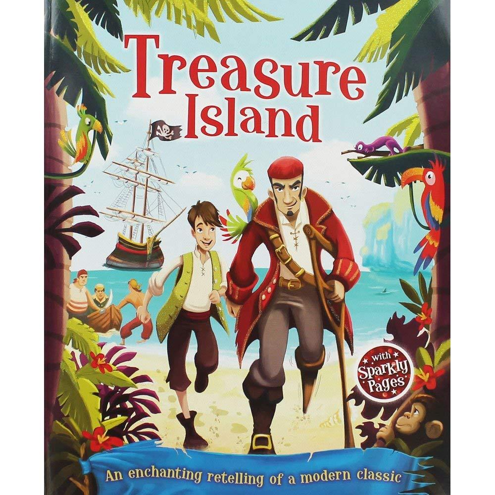 Treasure Island (Picture Flat Portrait Deluxe) pdf epub