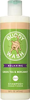 product image for Cloud Star Buddy Wash Dog Shampoo and Conditioner, 16oz, Green Tea & Bergamot