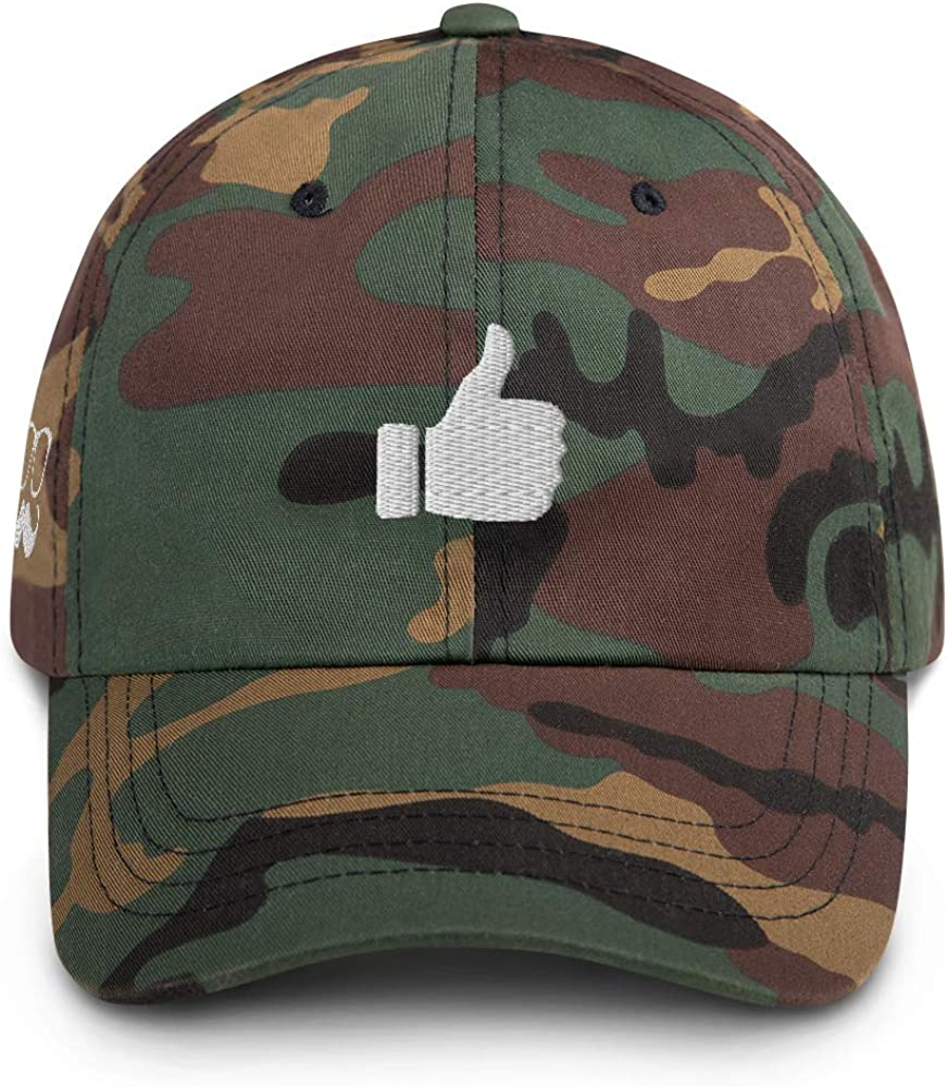 e-dreamstore 1 Dad Hat with Thumbs up