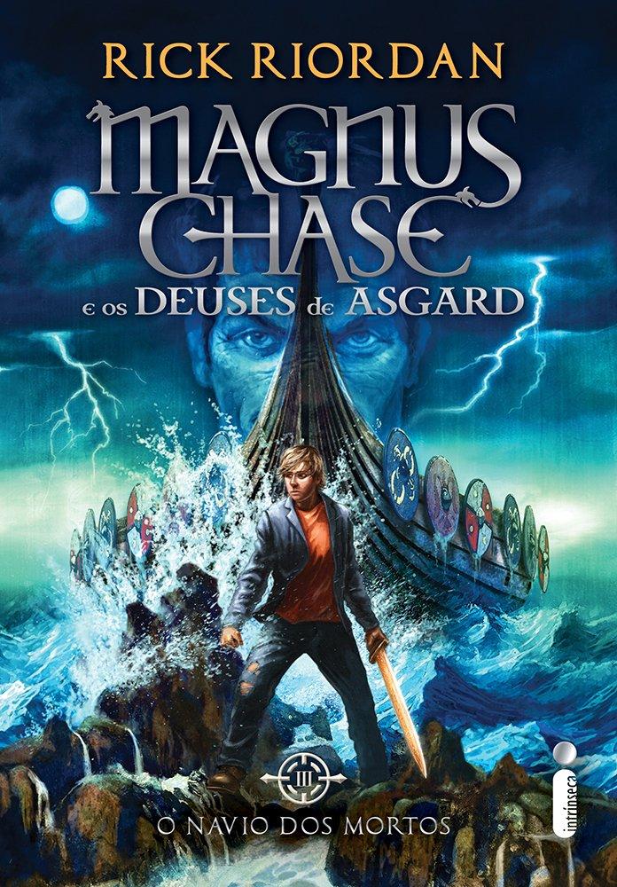 Magnus Chase e os Deuses de Asgard