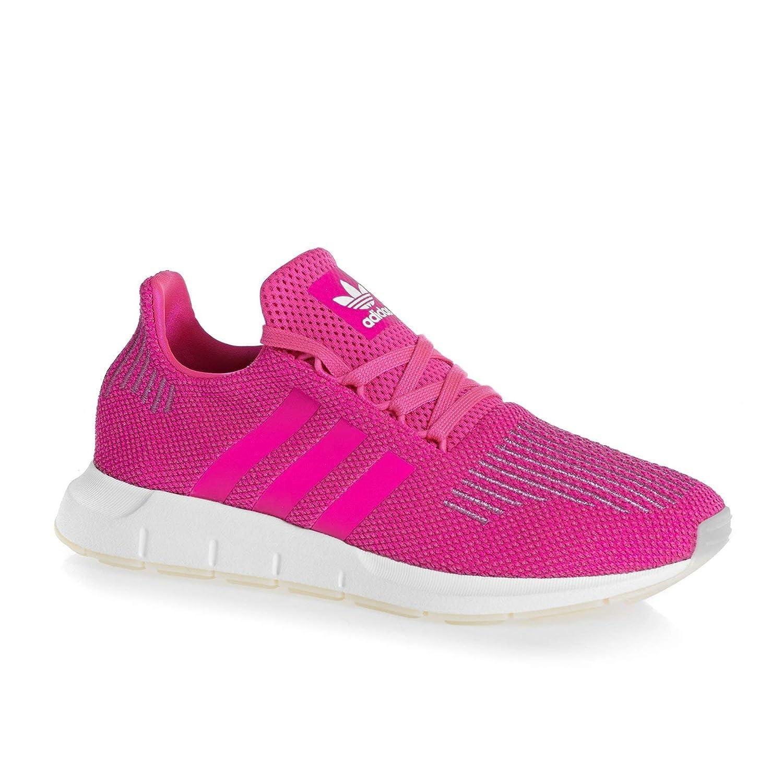 Adidas Swift Run W, Zapatillas de Gimnasia para Mujer 38 EU|Rosa (Shock Pink/Shock Pink/Off White 0)
