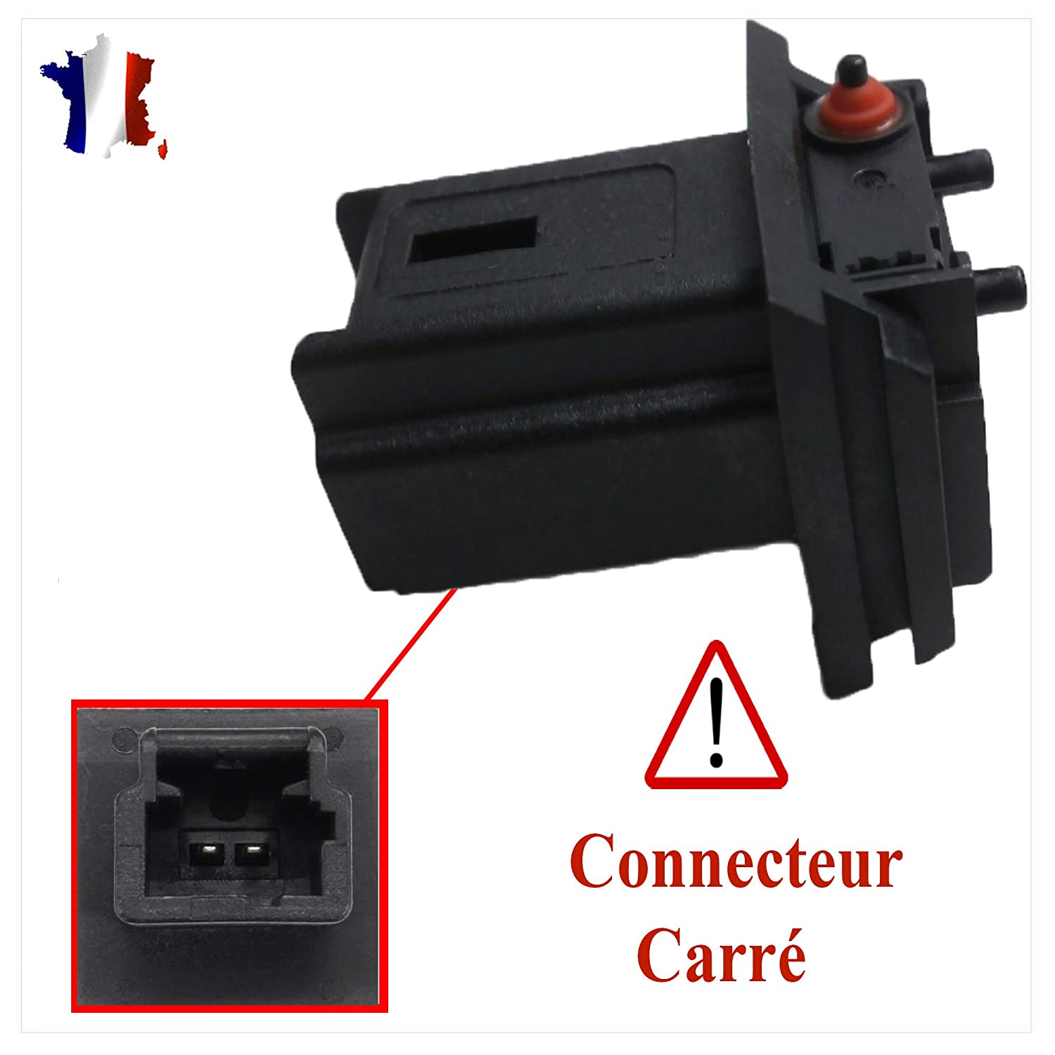 Power Switch Button Boot Tailgate Handle for Berlingo C3 ° C4 PICASSO/XSARA PICASSO 206 207 307 PARTNER 6554.v5 6554 V5 AP DISTRIBUTION