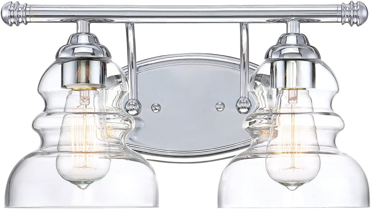 Millennium Lighting 7332-CH 2-Light Bath Vanity