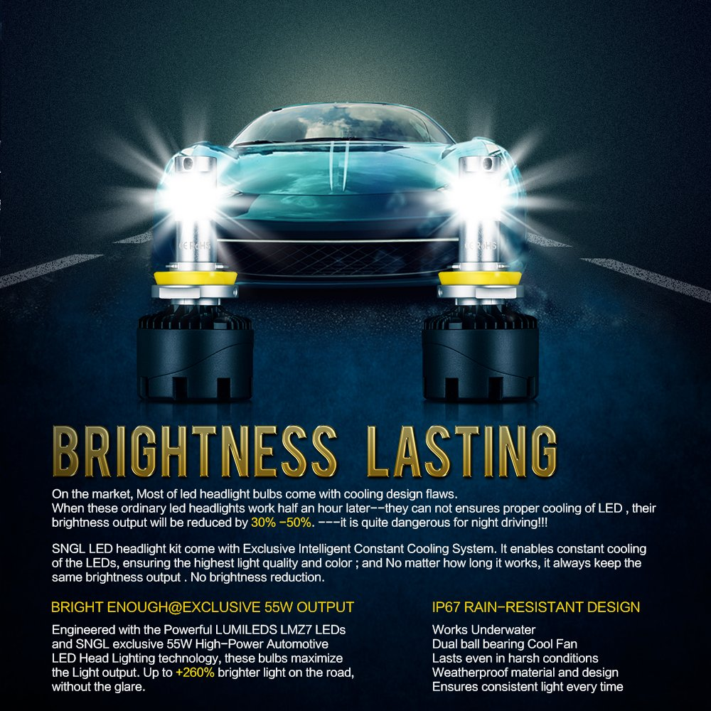 HID KIT  HIGH QUALITY D2R 12000K  55W 300/% MORE LIGHT IN THE ROAD