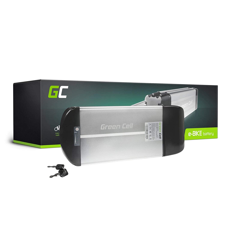 GC/® Bater/ía E-Bike 36V 17Ah 612Wh Down Tube para Bicicleta El/éctrica con Celdas Panasonic y Cargador