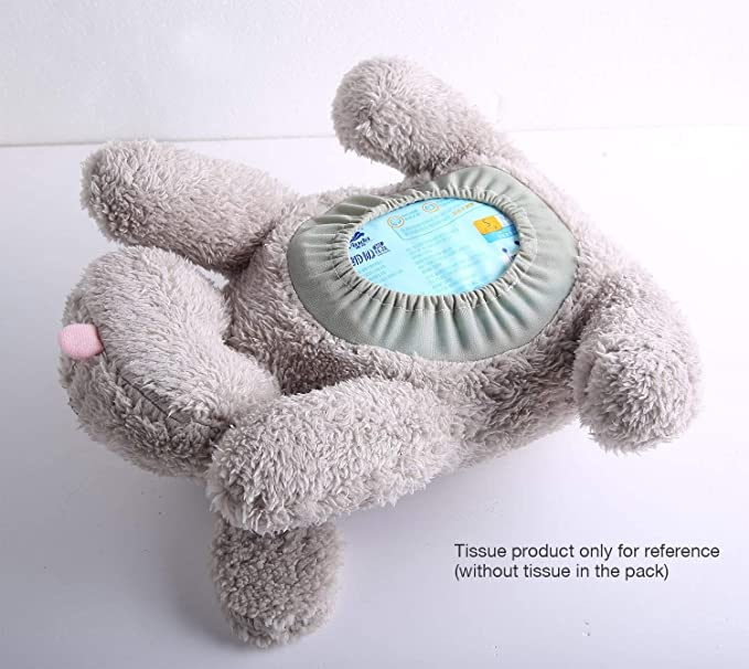 VYNOPA Perro de peluche Estilo de juguete Anime Yuri on Ice Portapapel Caja de pa/ñuelos Caja de pa/ñuelos de dibujos animados Portapapel Caja de servilletas Caja de almacenamiento de papel Bandeja de p