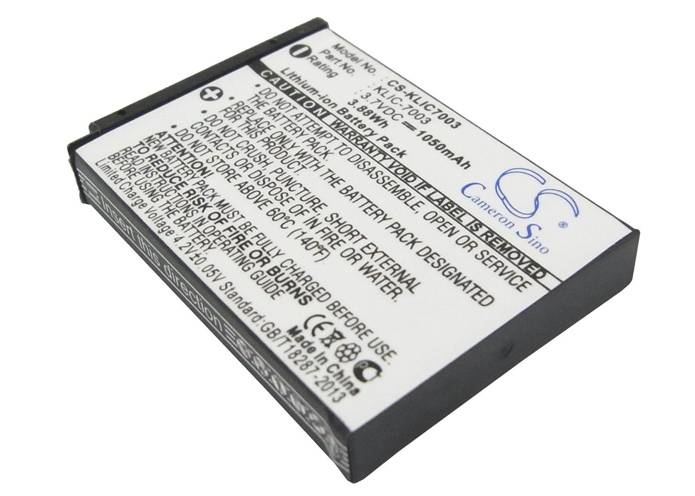 ビントロンズ交換バッテリーfor Kodak EasyShare v803 B00XJYFVP8