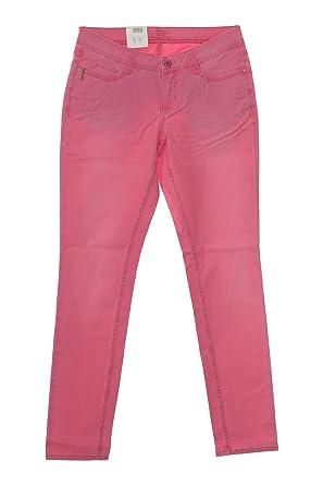 MAC Jeans Carlotta Clean 0444 5400 Damen Pants Hose Straight Fit Stretch:  Amazon.de: Bekleidung
