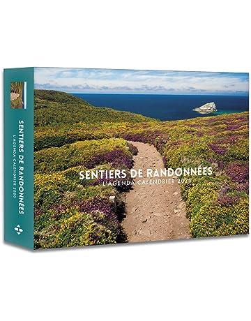 Calendrier Rando Jura 2020.Amazon Fr Le Coin Du Randonneur