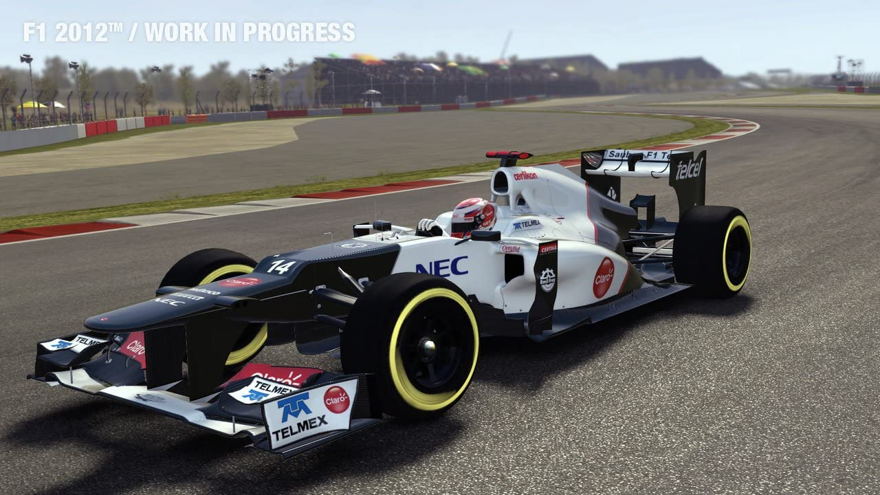 Amazon com: F1: 2012 - Playstation 3: Whv Games: Video Games
