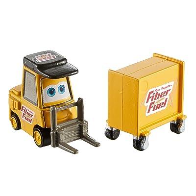 Disney Pixar Cars Andrew Buttes Die-cast Vehicle: Toys & Games
