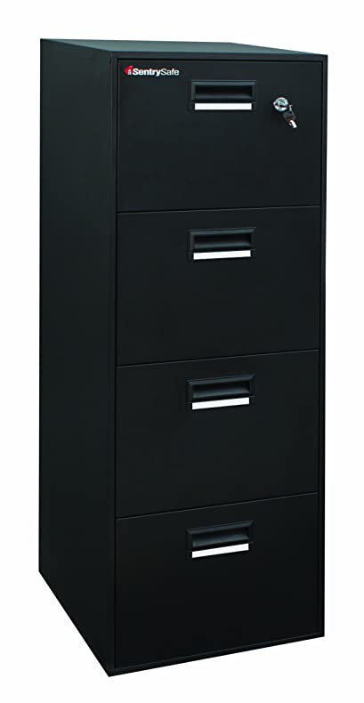 Good Sentry Safe 4B2100B Fire Safe File 4.16 Cubic Feet, Black