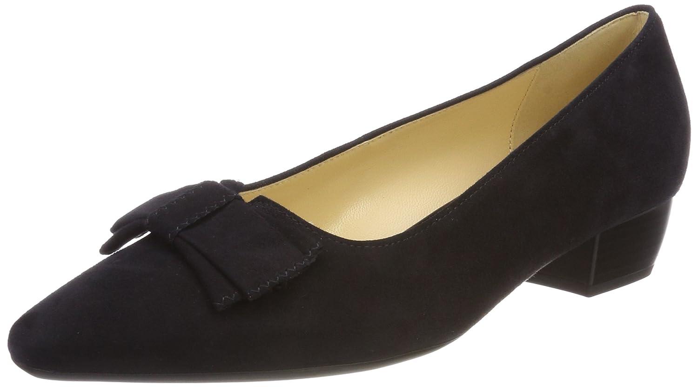 TALLA 37.5 EU. Gabor Shoes Gabor Basic, Zapatos de Tacón para Mujer