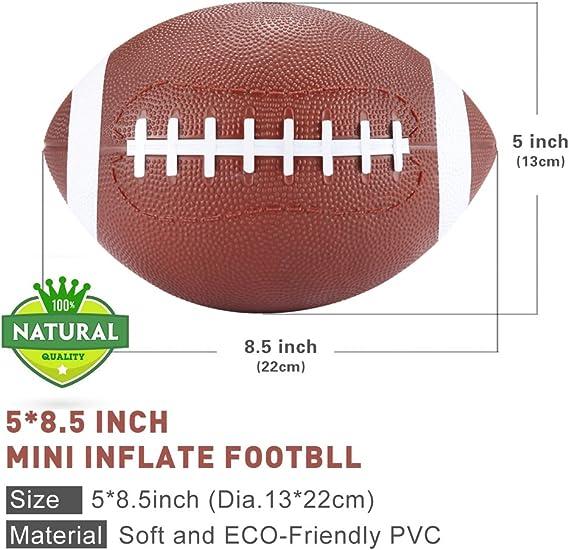 Amazon.com: YAPA - Pelota de fútbol para niños pequeños con ...