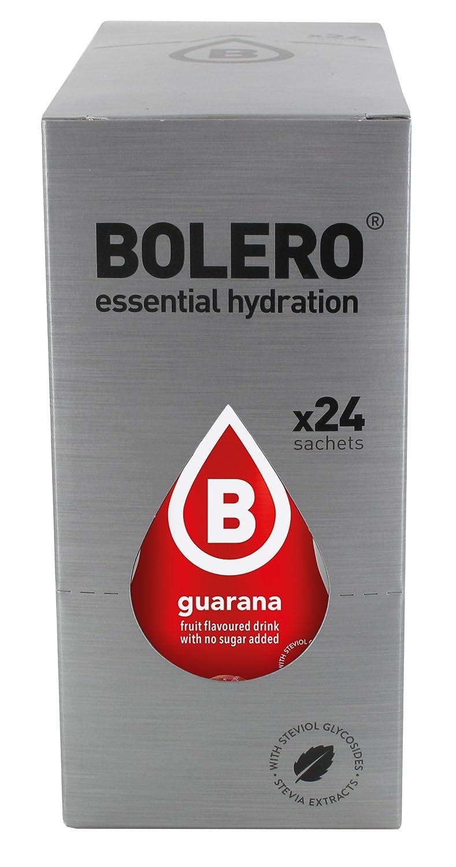 Bolero Bebida Instantánea sin Azúcar, Sabor Mandarina - Paquete de 24 x 9 gr - Total: 216 gr: Amazon.es: Salud y cuidado personal