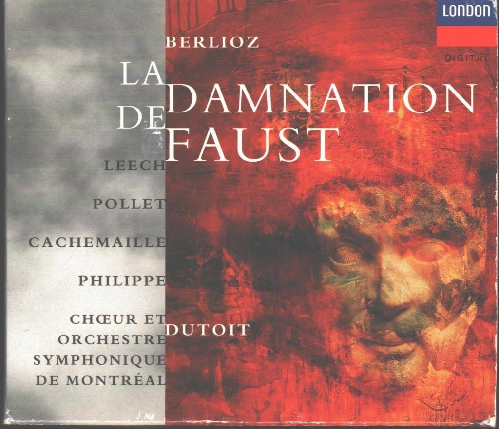 Hector Berlioz Charles Dutoit Francoise Pollet Richard Leech  # Meubles De Tele Berlioz