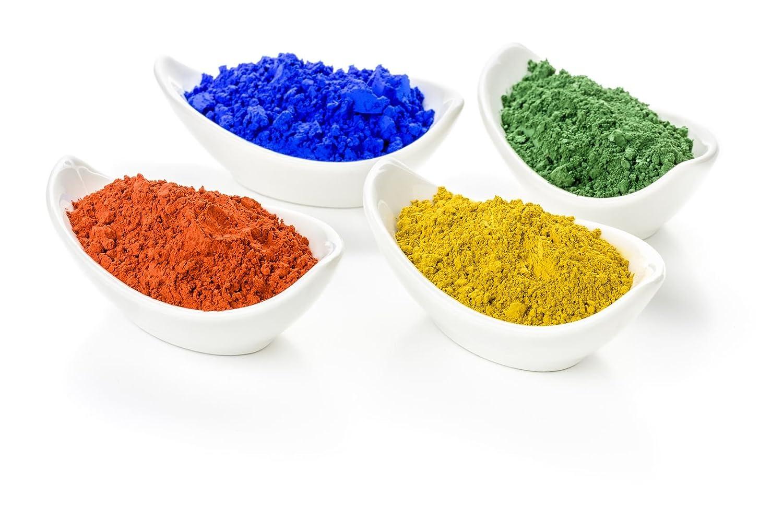 Eisenoxid Schwarz Farbpigmente Pulverfarbe Trockenfarbe Silikon 10g Pigment