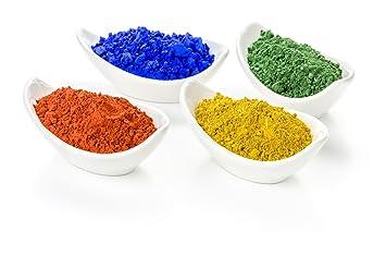 25kg Iron Oxide Colour Pigments Brick Red Colour Paint Concrete ...