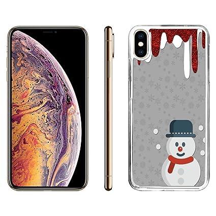e47cab7e73e0 Amazon.com  iPhone Xs Max Case Christmas