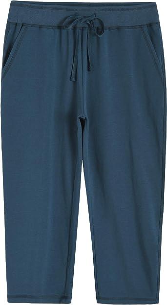Balanced Tech Women/'s Knitted Jersey Capri Pant
