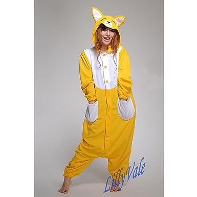044df1697185 Fancy Dress Cosplay Onesie Adult Unisex Onsie Kigurumi Pyjamas ...