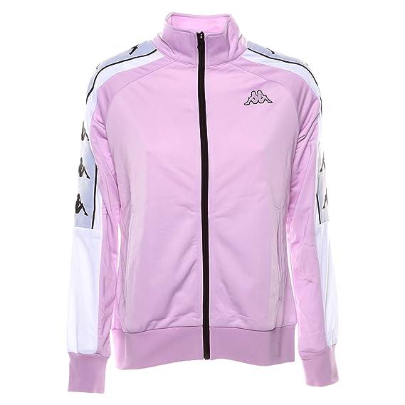 4a9334fd Kappa Women's Track Jacket - - X-Small: Amazon.co.uk: Clothing