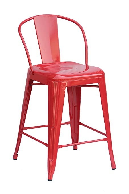 Amazon.com: Reservation Seating 2410004 Bar, Counter Stool ...