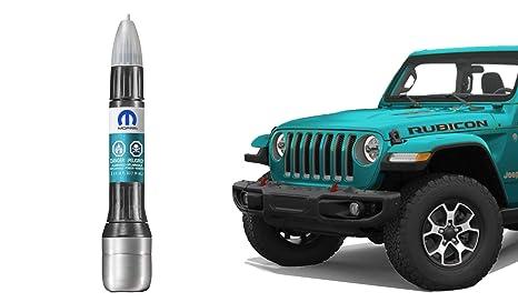 Mopar PPT Bikini Pearl 2019 Jeep JL Wrangler Touch Up Paint Genuine 4-in-1  Touchup Paint Pen Tube