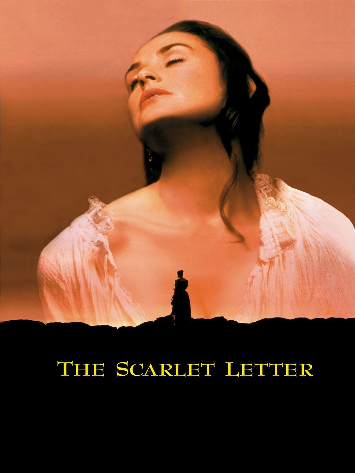 Amazon The Scarlet Letter Demi Moore Gary Oldman Robert