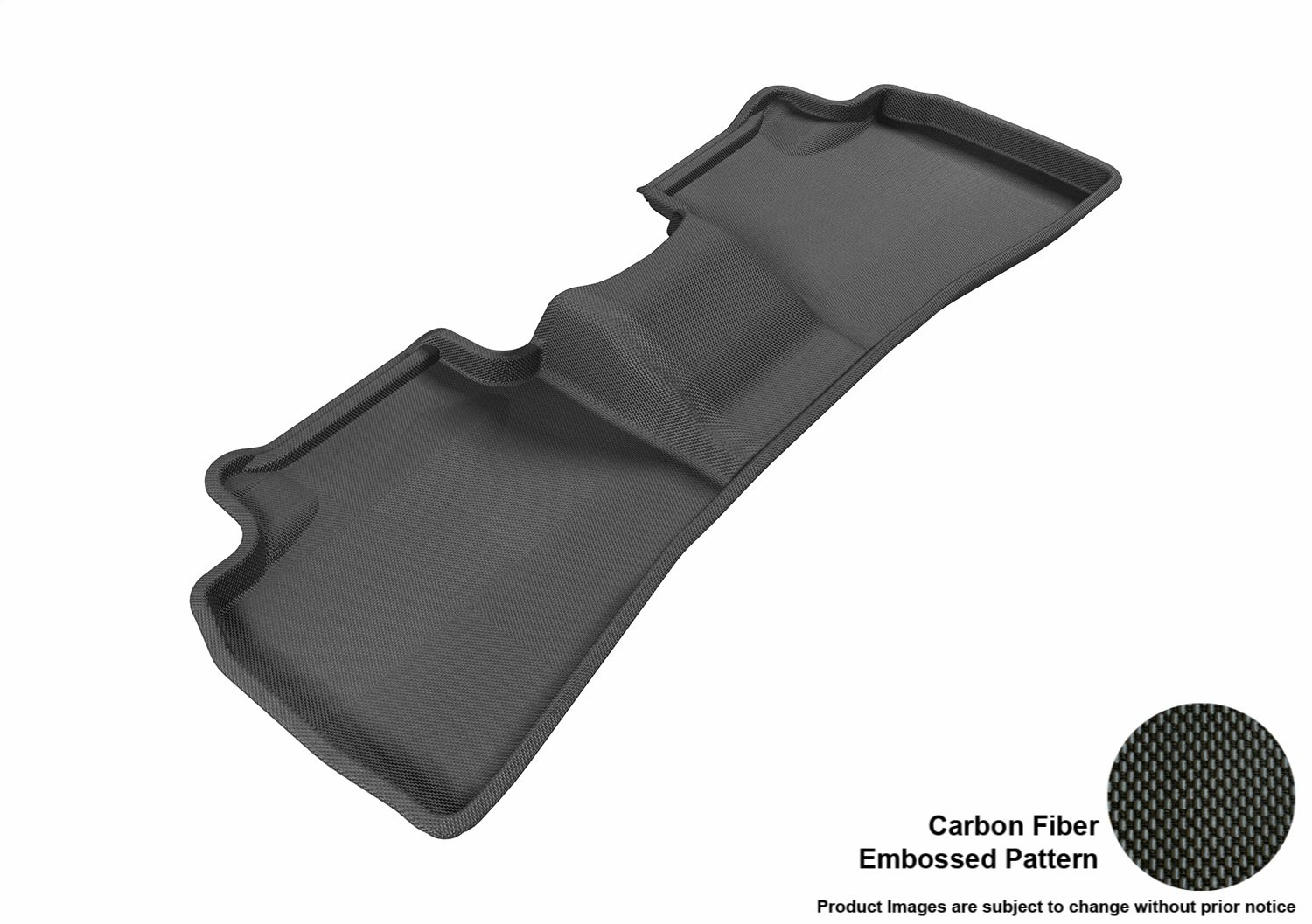 Kagu Rubber Gray 3D MAXpider Complete Set Custom Fit All-Weather Floor Mat for Select Kia Forte Models